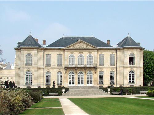 El Museo Rodin en París
