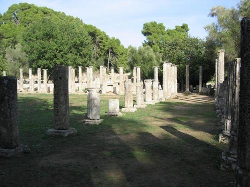 Olimpia, el origen de los Juegos Olímpicos
