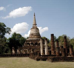 Sukhothai, primera capital de Thailandia 3