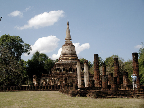 Sukhothai, primera capital de Thailandia