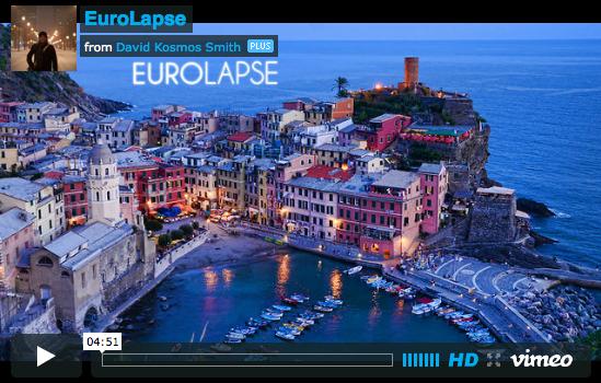 Timelapse de Europa 10