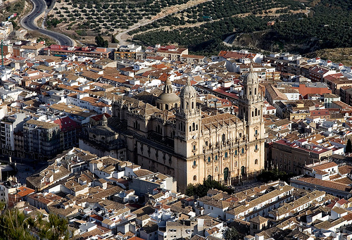Jaén, arte y olivos 1