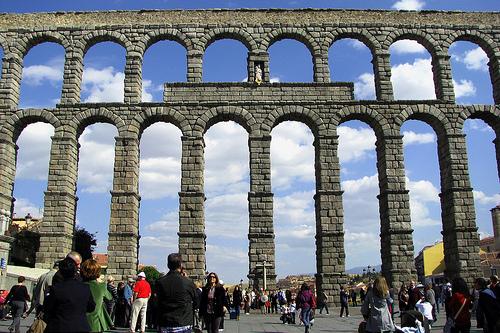 Segovia, Patrimonio de la Humanidad 1
