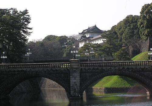 Palacio Imperial de Japón en Tokio 2