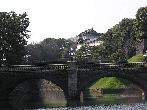 Palacio Imperial de Japón en Tokio