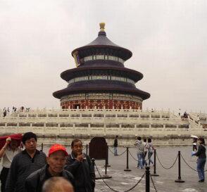 Templo del Cielo en Pekin 2