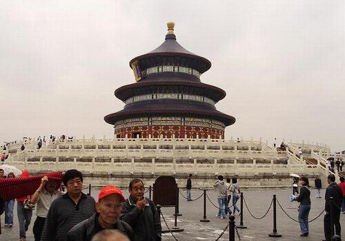 Templo del Cielo en Pekin 17