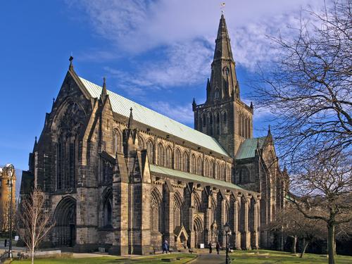 Visita la Catedral de Glasgow