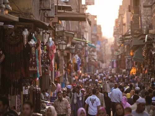 Jan el Jalili, el antiguo bazar de El Cairo