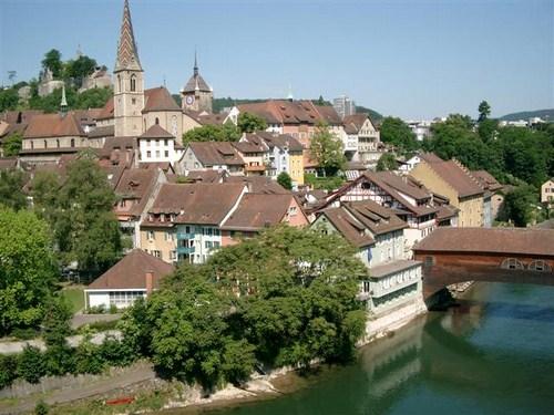 Suiza, turismo rural y de placer