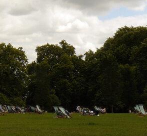 Green Park en Londres 2