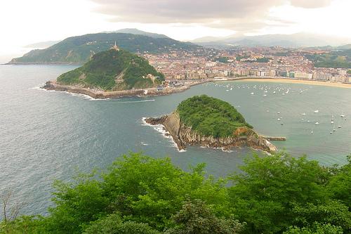La Isla Santa Clara de San Sebastián