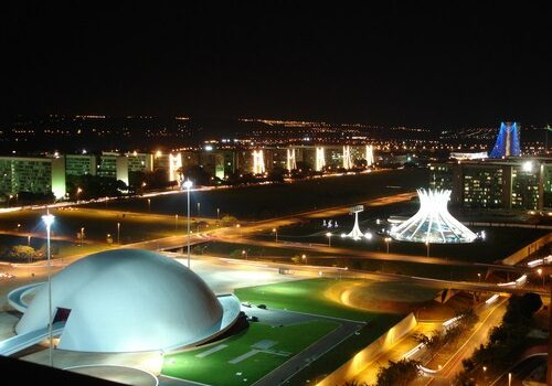 La Ruta Niemeyer en Brasilia 7