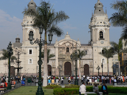 Lima, más que una puerta de entrada a Perú