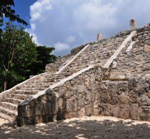 San Miguelito, nuevo yacimiento maya en Cancún 1