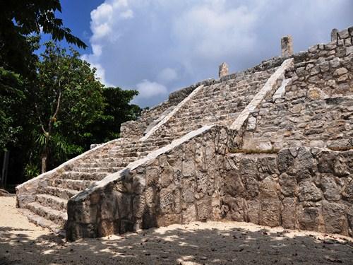 San Miguelito, nuevo yacimiento maya en Cancún