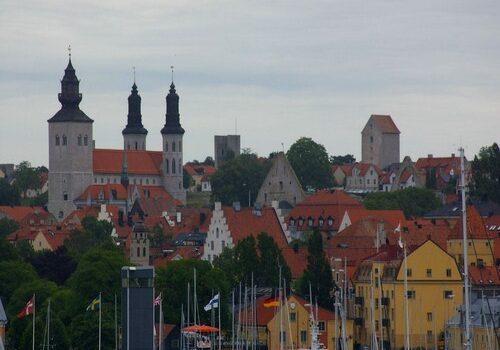 Visby, joya medieval en Suecia 2