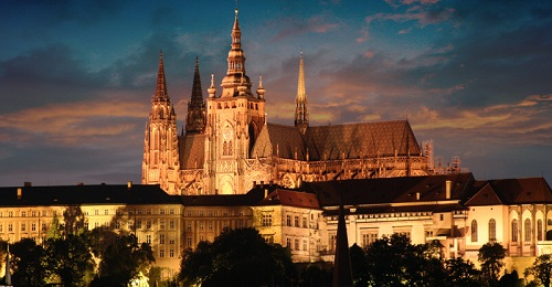 Los rincones más bellos del distrito Hradcany en Praga 1
