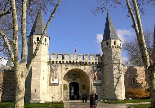 Los palacios más interesantes de Estambul 7