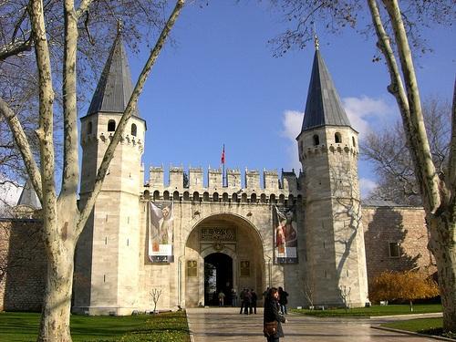 Los palacios más interesantes de Estambul 1
