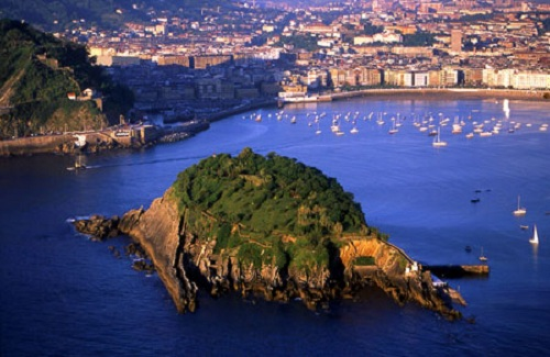 Los rincones más singulares de San Sebastián  1