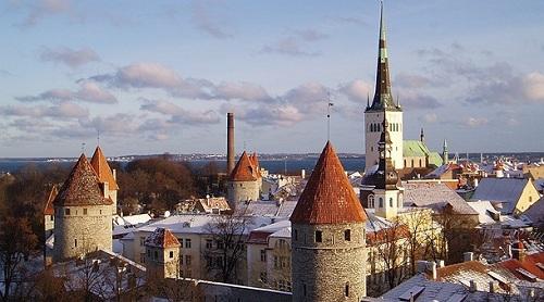 Descubrir la mágica y medieval Tallin 2