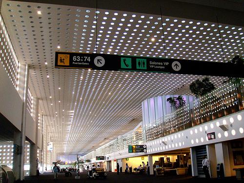 Aeropuerto de Ciudad de México, información práctica