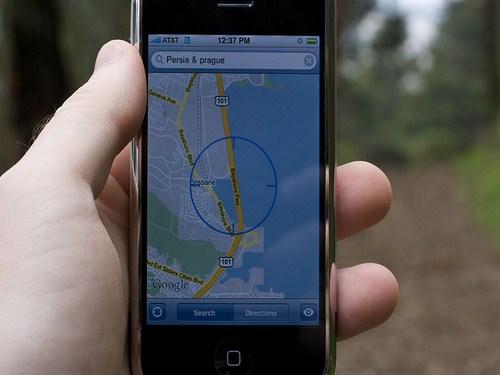 Las aplicaciones móviles en los viajes