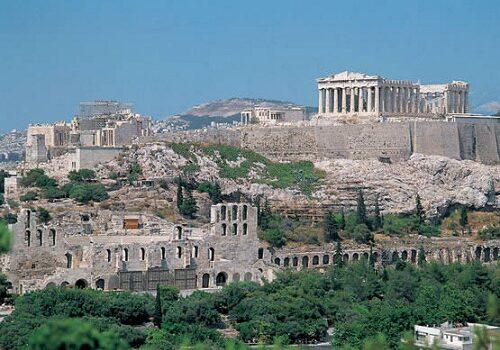 Las maravillas patrimoniales de la Acrópolis de Atenas 4