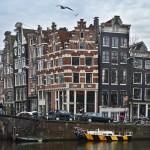 Brouwersgracht, el canal más importante de Ámsterdam