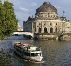 La Isla de los Museos, en Berlín 1