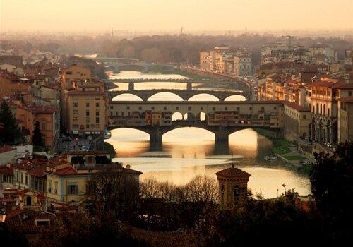 Florencia: de puente a puente 1