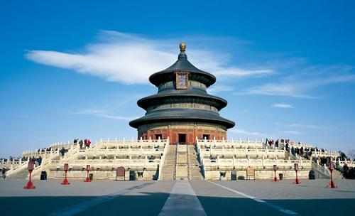 El Patrimonio de la Humanidad de Pekín: el Templo del Cielo 6