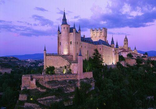 Visita el Alcázar de Segovia 1