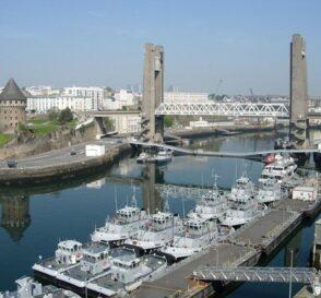 Brest, destino de cruceros en Francia 1