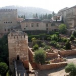 La Alcazaba, símbolo monumental de Málaga