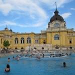 Los Baños Széchenyi de Budapest, los mayores de Europa