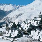 Disfruta de los deportes de invierno en Baqueira, la estación de esquí de los famosos
