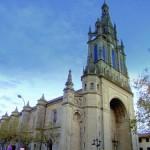 La Basílica de Nuestra Señora de Begoña, en Bilbao