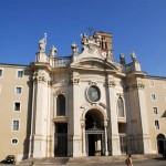 Basílica de la Santa Cruz de Jerusalén en Roma