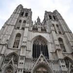 La espectacular belleza de la Catedral de Bruselas