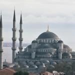 La belleza de la Mezquita Azul de Estambul