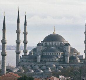 La belleza de la Mezquita Azul de Estambul 2