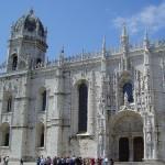 El Monasterio de los Jerónimos de Santa María de Belem, símbolo arquitectónico de Lisboa