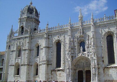 El Monasterio de los Jerónimos de Santa María de Belem, símbolo arquitectónico de Lisboa 5