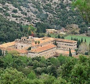 El Monasterio de Lluc, en Mallorca 2
