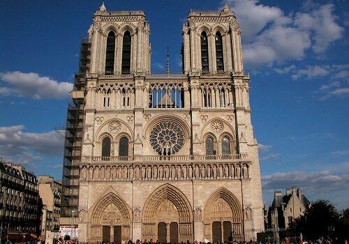 La Catedral de Notre-Dame de París 10
