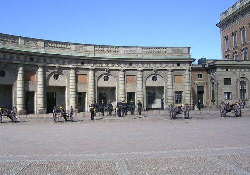 La belleza del Palacio Real de Estocolmo 1