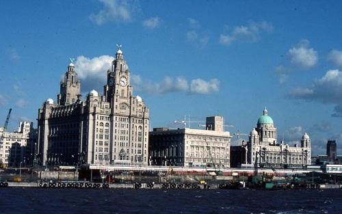 El Pier Head de Liverpool, Patrimonio de la Humanidad 2
