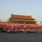Plaza de Tian´anmen, símbolo de Pekín